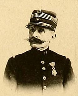 Commandant Esterhazy