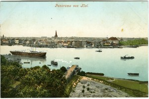 Postcard_Panorama_of_Kiel_(1902)